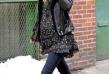 outfits embarazadas invierno