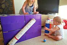 Aktivitäten für Babies