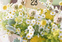 Yellow Weddings / by Artfully Wed - Wedding Blog