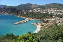 kaş -kalkan / sout of Turkey