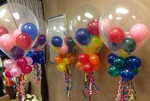 Flower Cart Balloons