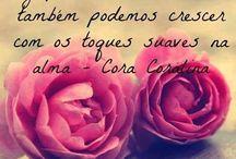 Cora Carolina poesias