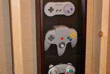 Video game setup