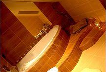 relaks / Po męczącym dniu czas na relaksującą kąpiel  wśród zapachów olejków i uroczych dekoracji.
