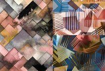 Textile Design Lab Member Designs