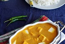 Indian Gravy Curries