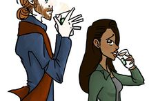Abbie and Ichabod's Excellent Adventures / by Amy Hayward