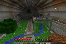under the minecraft