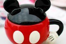 Decoração casa Mickey