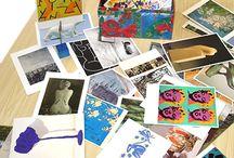 Boîte à images d'art