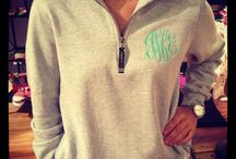 Put your NAME on it! / Monogrammed stuff