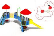 Place zabaw dla dzieci / Metalowe place zabaw to przede wszystkim doskonała jakość oraz wytrzymała, estetyczna konstrukcja odporna na warunki atmosferyczne. Place zabaw są bezpieczne oraz posiadają wszelkie potrzebne certyfikaty.