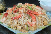 Еда в Таиланде тайская кухня тайские блюда том ям пад тай видео рецепт
