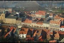 Slovak Towns and Cities