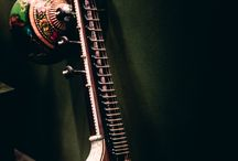Veena and other Musical Instruments