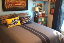 car themed bedroom