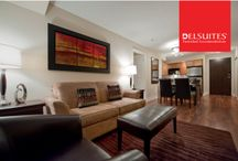 Delsuites Markham Furnished Rentals / by DelSuites Furnished Rentals