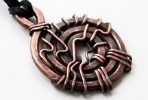My wire jewelry  / by Anabel