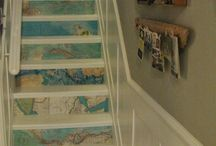 Unusual stair ideas