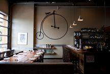 Portland Cafés