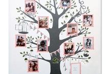 family trees / by Jennifer Philipp