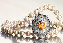 Varga Design Jewellery / Hand-made unique jewellery from a Hungarian goldsmith-master: MIklós Varga