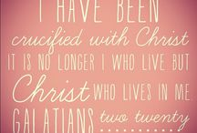 I am a Christian / by Shantelle McBride