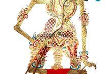 Wayang Kulit Jogja / Wayang Kulit gaya Yogyakarta