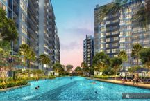 New Executive Condos in Singapore / All the latest ECs in Singapore, in one single map.