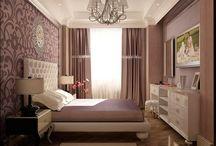 Маленькая спальня.Идеи