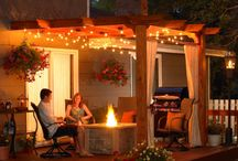 Outdoor living ideas / Outdoor living dreams