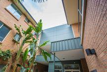 Strathfield Private Hospital Sterile Store Linkway