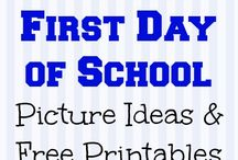 First day pictures