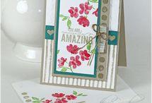 Painted Petals & Flowers