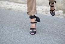 sapatos de Maria Guedes
