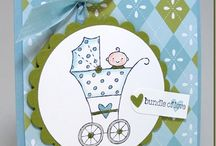 Cards - Baby / by Jolene Mohr