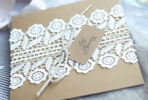 Wedding invitations and other paper, gifts and favors by Lela Design / Wedding invitations and other paper, gifts and favors by Lela Design