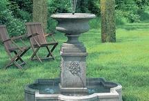 fountains / by Karen Klingenberg