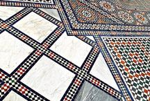 Tiles / Michele Almeida