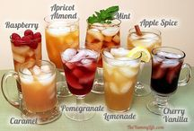 ALL FLAVORED ICE TEA..TEAS..ECT.. / by Deborah Henderson