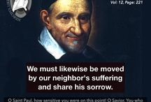 Vincentian Year of Mercy / [ENG] Collection of quotes, reflections and other stuff dedicated to Year of Mercy lived in Vincentian way