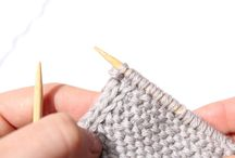 Knitting Hints