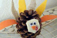 Gobble Gobble!  / For that special family time, great ideas to make your holidays fun.