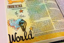 Faith journaling / by Kiley Duff