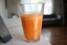 Juices, Smoothies and Refreshing Drinks / by Samantha Coffin