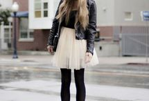booties+black tights / by Katie Isenhour