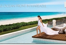 Mareazul / The Mareazul oceanfront condos, located only five minutes from the city of Playa del Carmen, include elegant beachfront properties offering all the comforts that you could imagine, in a coastal setting of unspoiled natural beauty.