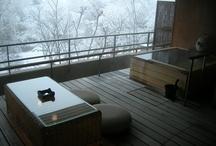 Visiting hotel & ryokan / by Soichiro Ichiba