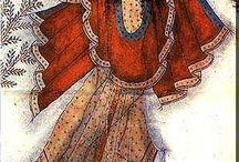 Etruscan clothes