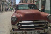 Cars in Cuba / 2016 Trip